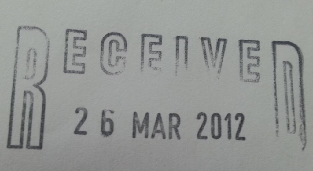 26 March 2012