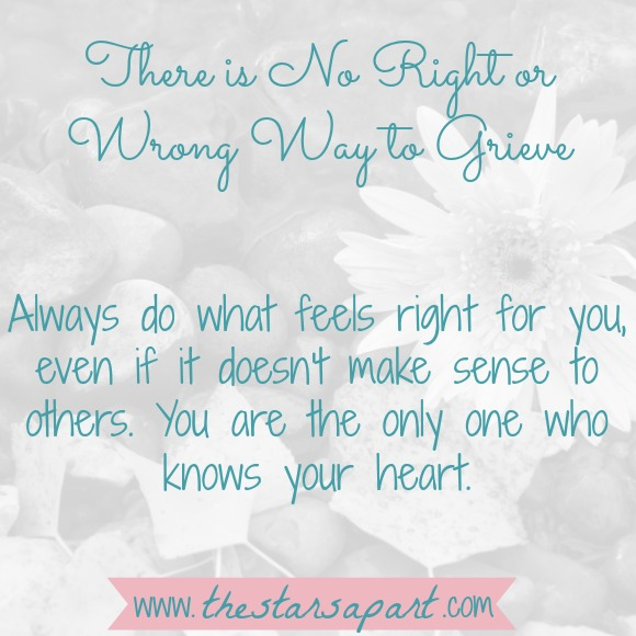 Always do what feels right for you, even if it doesn't seem right to others. You are the only one who knows your heart.